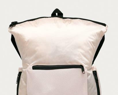 Růžový batoh reebok