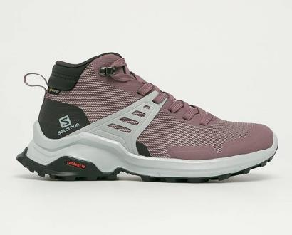Růžové boty Salomon