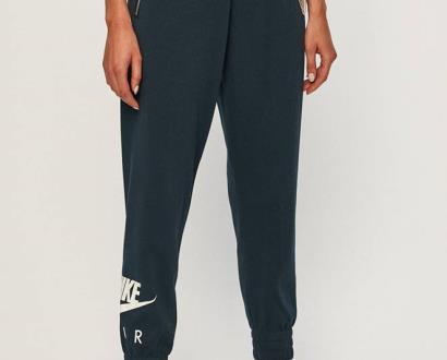 Modré kalhoty Nike Sportswear