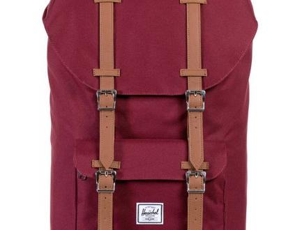 Burgundský batoh Herschel