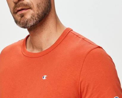 Oranžové tričko champion