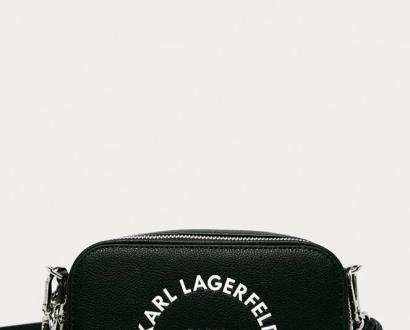 Černá kabelka karl lagerfeld