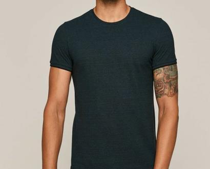 Tyrkysové tričko MEDICINE