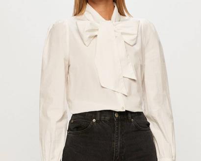 Bílý top only