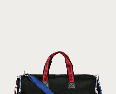 Černý kufr Tommy Jeans