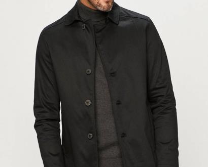 Černá bunda SELECTED
