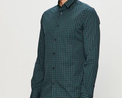 Zelená košile tom tailor