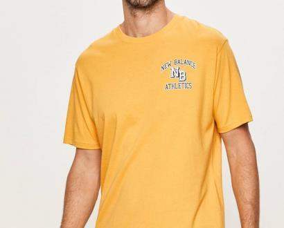 Žluté tričko new balance