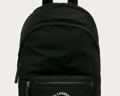 Černý batoh karl lagerfeld