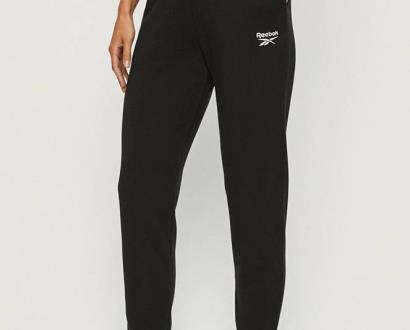 Černé kalhoty reebok classic