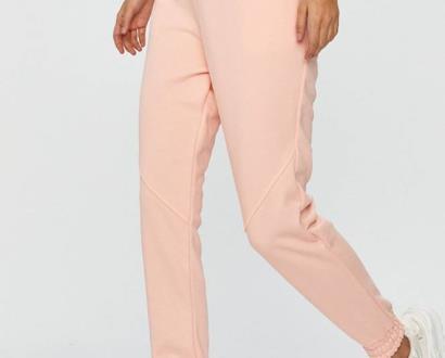 Růžové kalhoty Answear Lab
