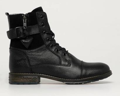 Černé boty Mustang