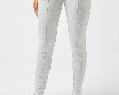 Béžové kalhoty Etam