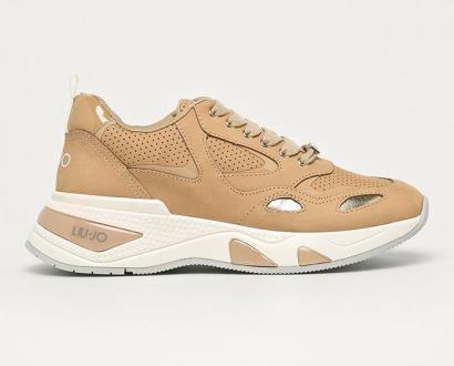 Béžové boty Liu Jo