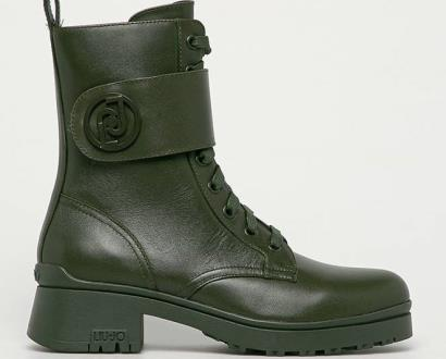 Zelené boty Liu Jo