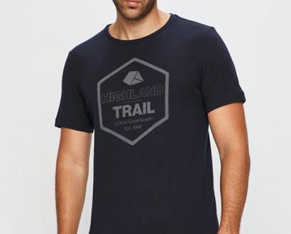 Modré tričko s.oliver