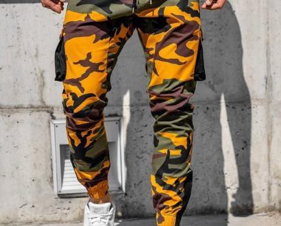 Kalhoty BOLF