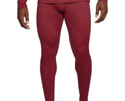 Červené kalhoty under armour