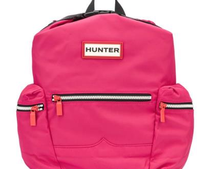 Růžový batoh Hunter