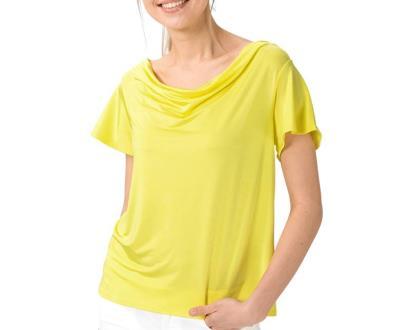 Žlutý top Guess
