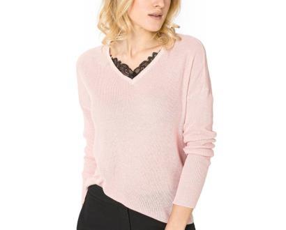 Béžový svetr vero moda