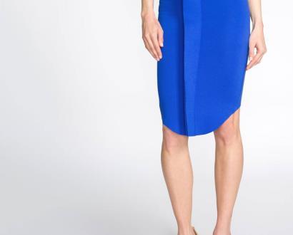 Modrá sukně Jakub Polanka x Bibloo
