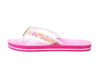 Růžové pantofle Salamander