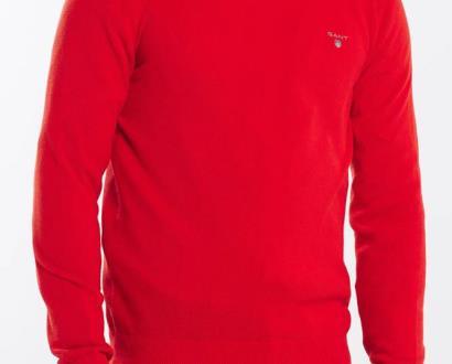 Oranžový svetr gant