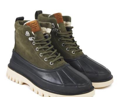 Různobarevné boty gant