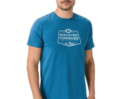 Modré tričko loap