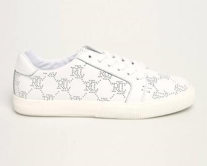 Bílé boty lauren ralph lauren