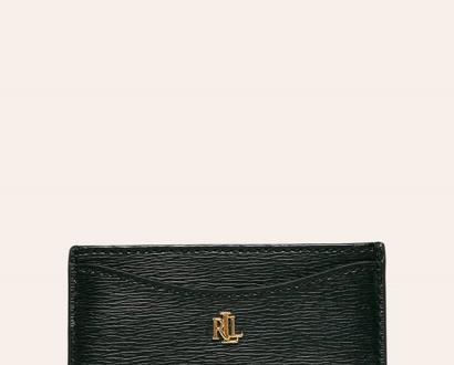 Černá peněženka lauren ralph lauren