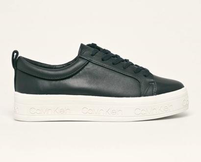 Modré boty Calvin Klein