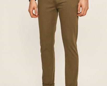 Zelené kalhoty Levi's