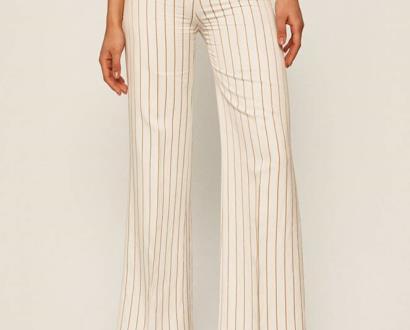 Bílé kalhoty Liu Jo