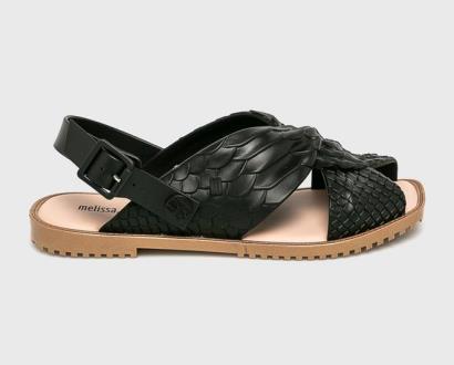 Černé boty Melissa