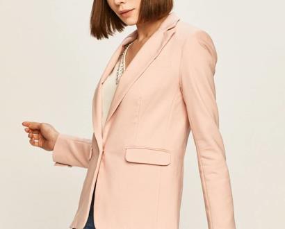 Růžové sako Morgan
