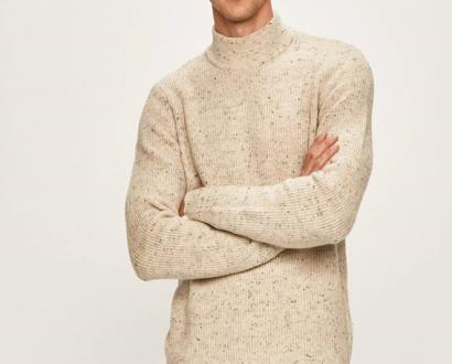 Béžový svetr only & sons