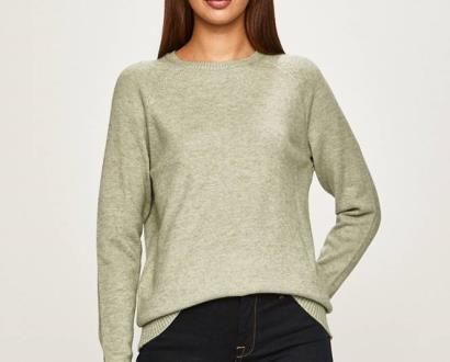 Zelený svetr only