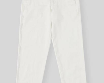 Bílé kalhoty Polo Ralph Lauren