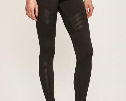 Černé kalhoty reebok