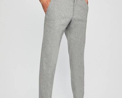 Šedé kalhoty s.Oliver Black Label