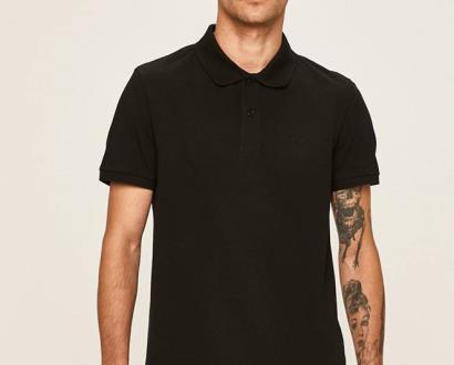 Černé tričko Strellson