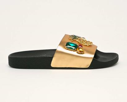 Zlaté boty TheWhiteBrand