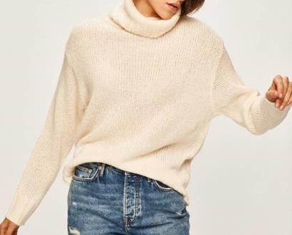 Béžový svetr ANSWEAR