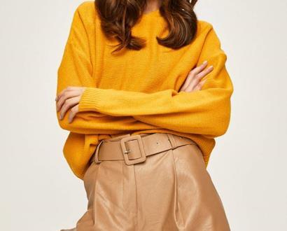 Žlutý svetr ANSWEAR