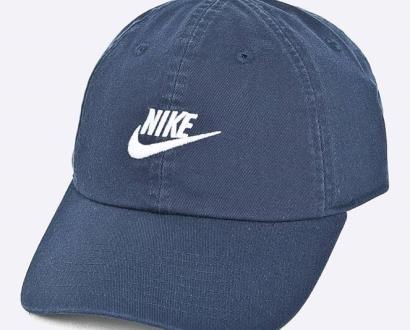 Modrá čepice Nike Sportswear