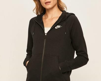 Černá mikina Nike Sportswear