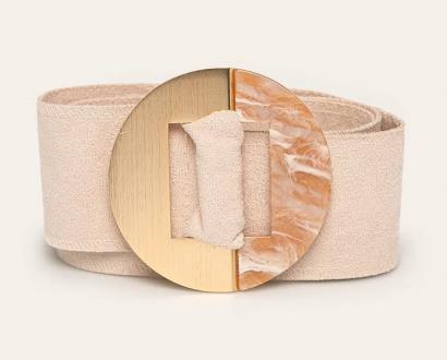 Béžový pásek ANSWEAR