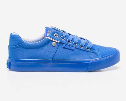 Modré boty Big Star